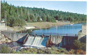 Fundy National Park Alma New Brunswick, Bennett Lake and Camp Grounds NB, Chrome