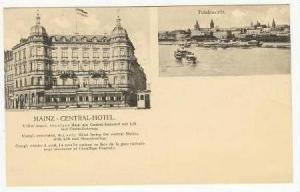 Central Hotel, Totalansicht, Mainz, Germany, 00-10s