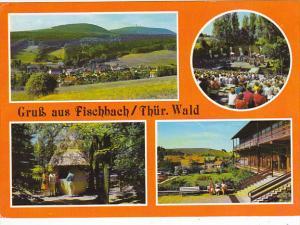 Germany Gruss aus Fischbach Multi View