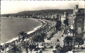 Nice, France, Carte, Postcard La Cote D'Azur  La Cote D'Azur