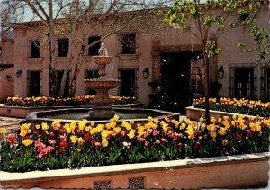 Arizona Sedona Mexican Style Complex Of Shops