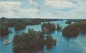 Thousand Islands , Ontario , Canada , 50-60s