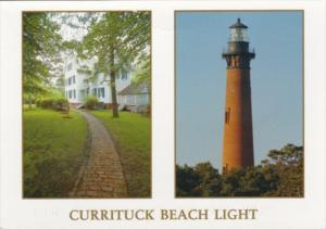 Currituck Beach Lighthouse Outer Banks North Carolina