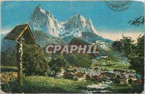 Old Postcard Hungary