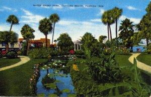 [ Linen ] US Florida Daytona - Water Front Park