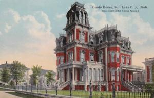 Utah Salt Lake City The Gardo House Curteich