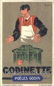Godinette Poeles Godin Advertising 1933