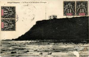 CPA Diego Suarez- La Passe et le Semaphore d'Oragea MADAGASCAR (819985)