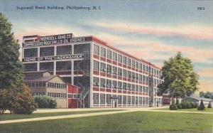 New Jersey Phillipsburg Ingersoll Rand Building