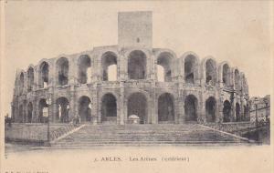 France Arles Les Arenes exterieur