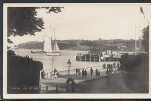 Isle of Wight Postcard - View of Cowes    RS12475