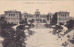France Marseilles Palais Longchamp