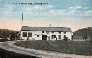 LP09 Indian Neck Branford Connecticut Postcard The Ark
