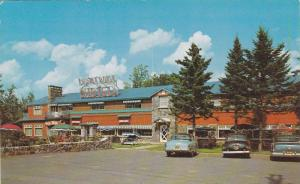 Chatel Boise Hotel, Ste. Adele-nord, Montreal, Quebec, Canada, 40-60s