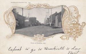 PRESCOTT, Ontario, Canada, 1906 ; Main Street