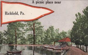 Pennant Series Richfield Pennsylvania