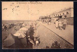 La Casino et la Plage,Houlgate,France BIN