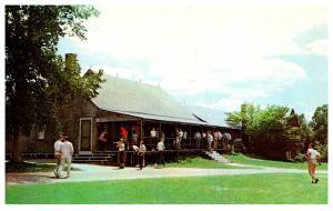 Maine Washington , the Lodge at Medomak Camp
