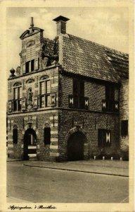 CPA APPINGEDAM Raadhuis NETHERLANDS (705904)