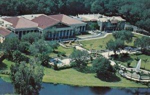 FT. LAUDERDALE , Florida ,1987; Kapok Tree Inn, Bird's Eye View of property