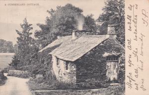 CUMBERLAND, England, PU-1903; A Cumberland Cottage , TUCK 570