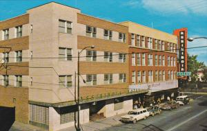 Assiniboia Hotel, Medicine Hat, Alberta, Canada, 40-60s