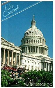 1980's The United States Capitol Building Washington D.C. PC1983