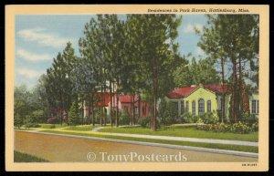 Residences in Park Haven, Hattiesburg