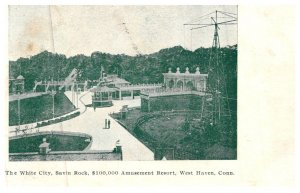 Connecticut  West Haven , Savin Rock,  The White City