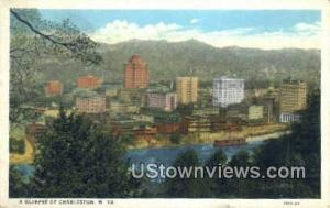 Charleston, West Virginia, Post Card     ;     Charleston, WV