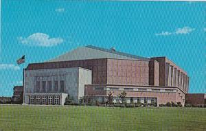 Indiana Fort Wayne Allen County War Memorial Coliseum