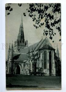 191807 SINGAPORE St.Andrews Cathedral Vintage postcard