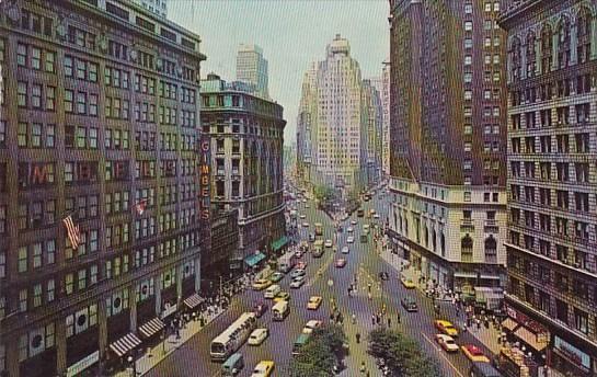 Herald Square New York City New York