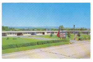 Roselawn Motel, Chambersburg, Pennsylvania,   40-60s