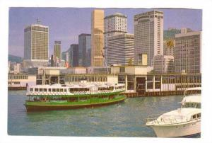 Hong Kong , China, 50-70s ; Star Ferry Pier