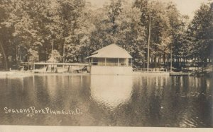RP: PLYMOUTH , Ohio, 1908 ; Seatons Park