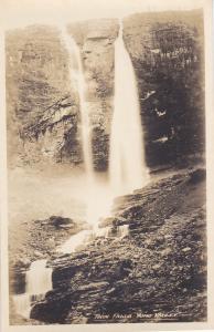 RP: Twin Falls , Yoho Valley , B.C. , Canada , 1910s