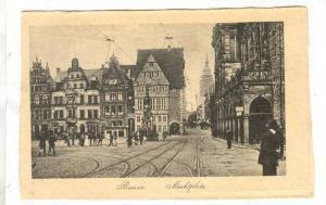 BREMEN , Germany, 00-10s Marktplatz