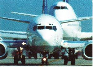 Lufthansa Boeing 737-300/747-400