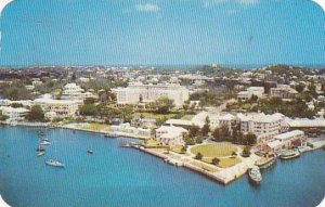 Bermuda Bermudiana Hotel 1953