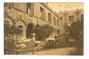 Palais De Justice, La 2me Cour, Liege, Belgium, 1900-1910s