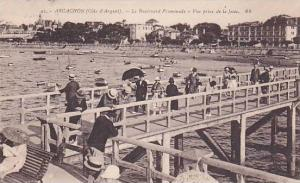 Arcachon , France , 00-10s ; La Boulevard Promenade, Jetee
