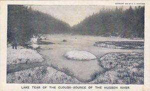Lake Tear of the Clouds-Source of the Hudson River, New York, 10-20s