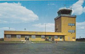 This beautiful building is the Muncie home of Lake Central Airlines, Muncie, ...