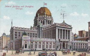Illinois Chicago Federal Building And Postoffice