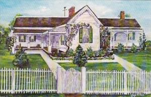 Tennessee Johnson City President Johnson's Home