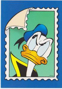 DISNEY DONALD DUCK STAMP CARD