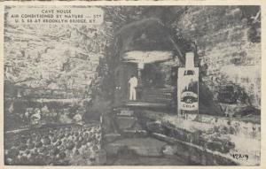 BROOKLYN BRIDGE , Kentucky ,1930s ; CAVE HOUSE, RC cola