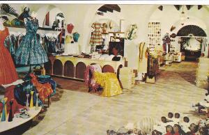 Interior, Casa Cavanagh, Historic Quarter, SAN JUAN, Puerto Rico, 40-60s