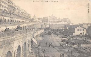 Algeria Alger Les Quais